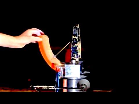 8.02x - Lect 17 - Motional EMF, Dynamos, Eddy Currents, Magnetic Braking