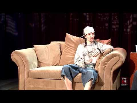 Struggle da Preacher at Verbal Assualt Talk Show (Manhattan, New York)