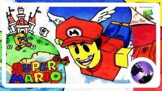 Roblox - Super Mario 64 Ep.5 - Ghost Time!