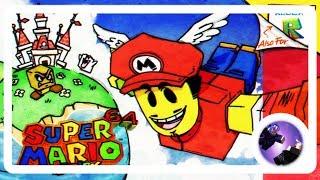 Roblox - Super Mario 64 Ep.5 - Geisterzeit!