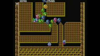 BUBBLE BOBBLE Neo! - Arrange Mode: Round 76 Solution