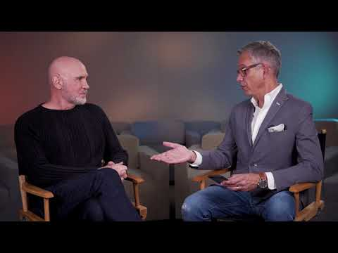 Ruben Dominguez talks  X Files with Mitch Pileggi