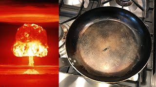How to Nuke and Re-Season Carbon Steel Pans