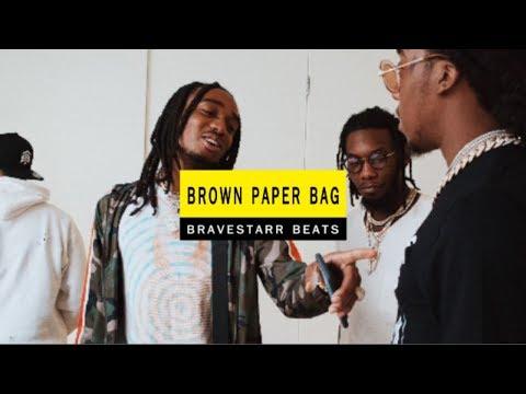 """BROWN PAPER BAG"" - Migos x Kodak Black Type Beat | Trap/Hip Hop 2018"