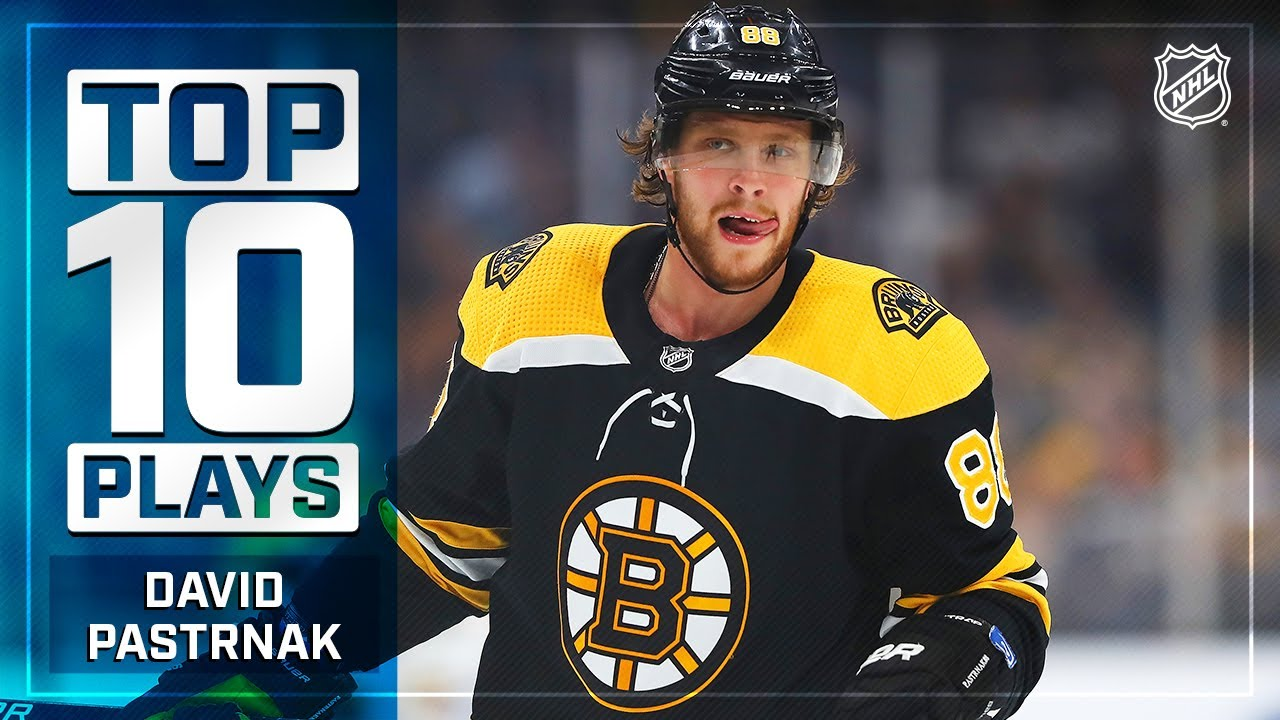 Top 10 David Pastrnak Plays from 2019-20 | NHL