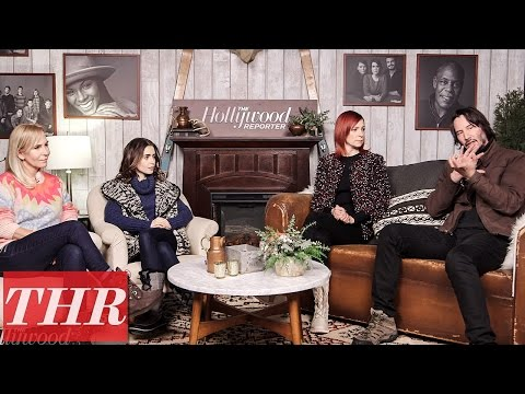 Keanu Reeves, Lily Collins, & Carrie Preston Talk Marti Noxon's 'To The Bone' | Sundance 2017