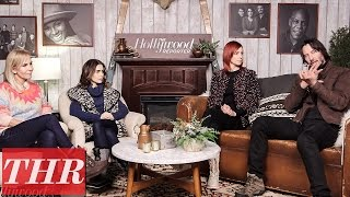 Video Keanu Reeves, Lily Collins, & Carrie Preston Talk Marti Noxon's 'To The Bone' | Sundance 2017 download MP3, 3GP, MP4, WEBM, AVI, FLV November 2017