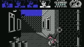 The Untouchables (c64) longplay