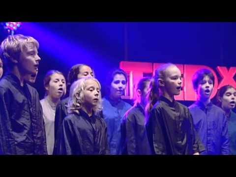Performance: Sydney Children's Choir at TEDxSydney