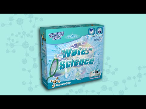 Water Science | Science4you
