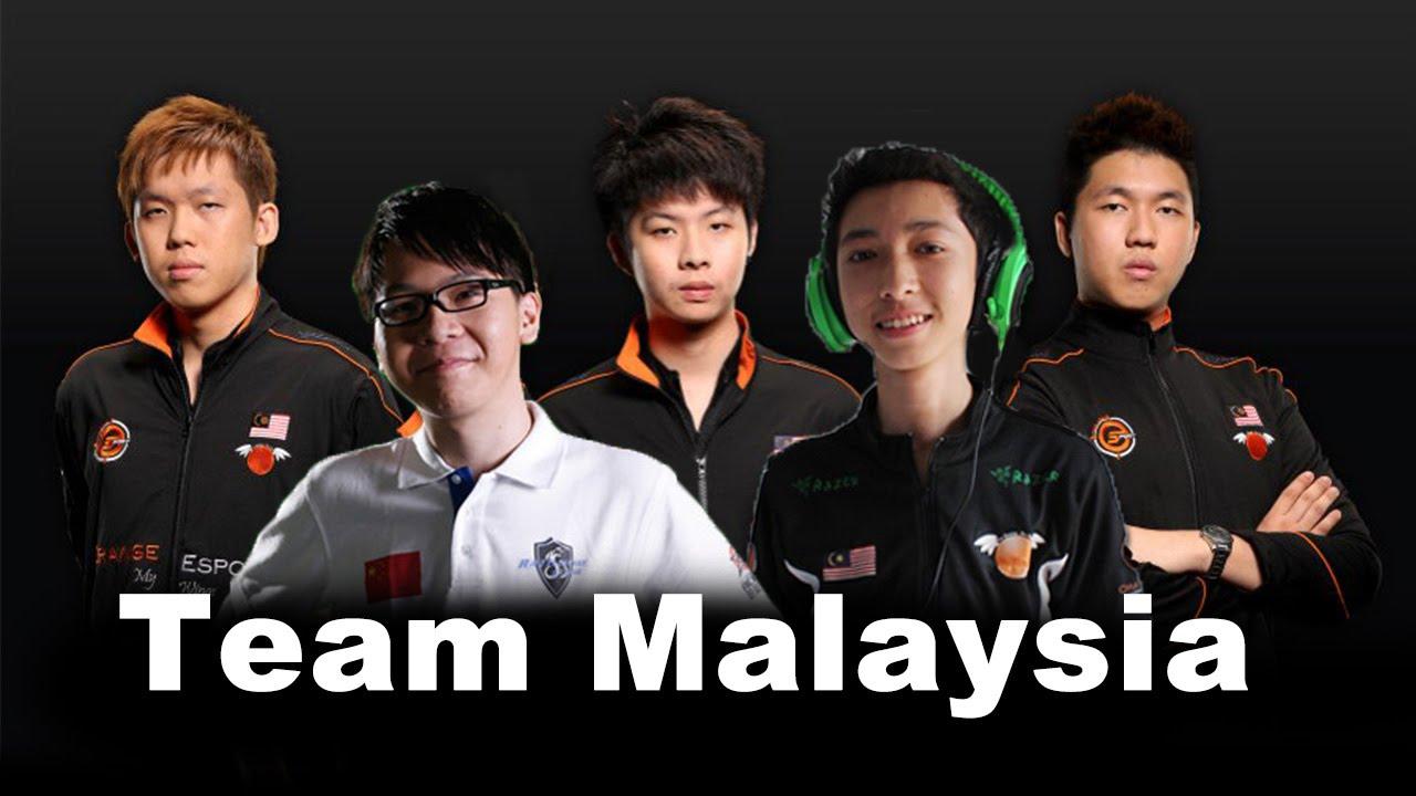 Mushi Team Malaysia 16 Wins Streak Won 4 Qualifiers Sea Dota 2 Youtube