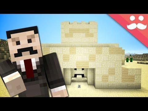 The TEMPLE OF MUMBO in Minecraft!