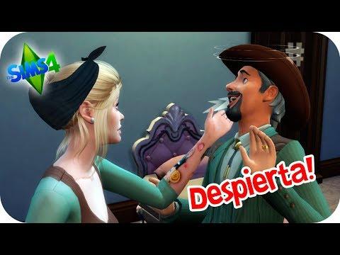 NUESTRO LIGUE ESTÁ FATAL!!  - #DisneyAlternativo 52 Sims 4