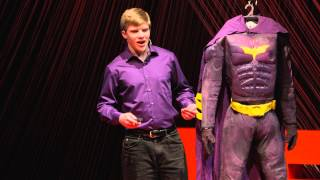 22 tons of knowledge in your wallet | Kurt Ristroph | TEDxLSU
