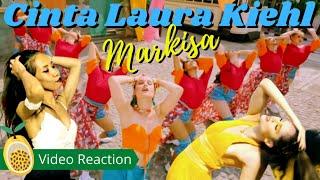 Cinta Laura Kiehl ~ Markisa (Official Music Video) React Reaction Reaksi