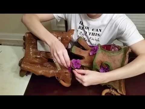 World of Warcraft Cosplay Blooming Flower Tutorial
