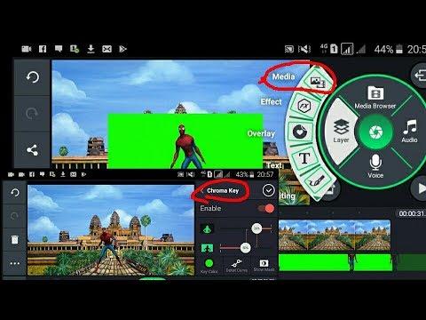 kinemaster chroma key apk download