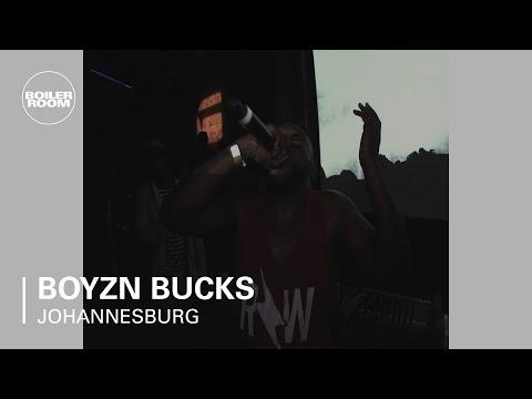 Boyzn Bucks Boiler Room x G-Star RAW Sessions Johannesburg Live Set
