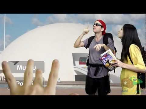 Deaf Travel Brazil - Commercial