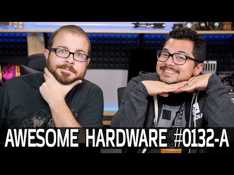 Awesome Hardware #0132-A: Shady AMD and the RX 560! Qualcomm vs. Intel