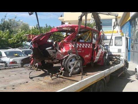 Tragico incidente al rally di San Marino: auto contro il muro, muore il pilota