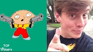 Thomas Sanders Stewie Vines Compilation - Top Viners ✔