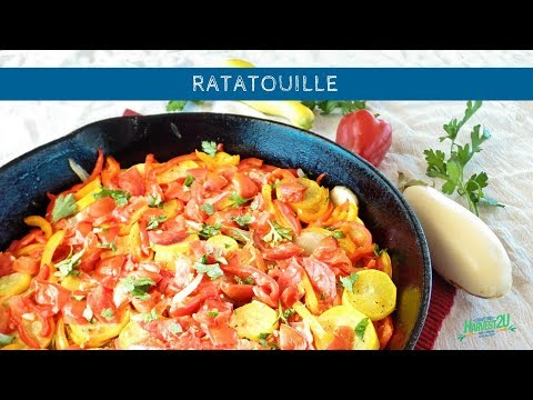 Ratatouille - Combination of Organic Summer Produce