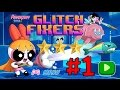 Glitch Fixers - The Powerpuff Girls(Cartoon Network) iOS/Android Gameplay/Walkthrough Mobile