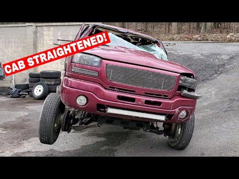 Making the Rolled Whistlin' Diesel Duramax STREET LEGAL!