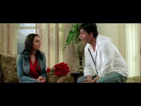 Kal Ho Naa Ho - Aman Lies Naina About Marriage Sad Scene - Shahrukh, Saif & Preity - Bluray Quality
