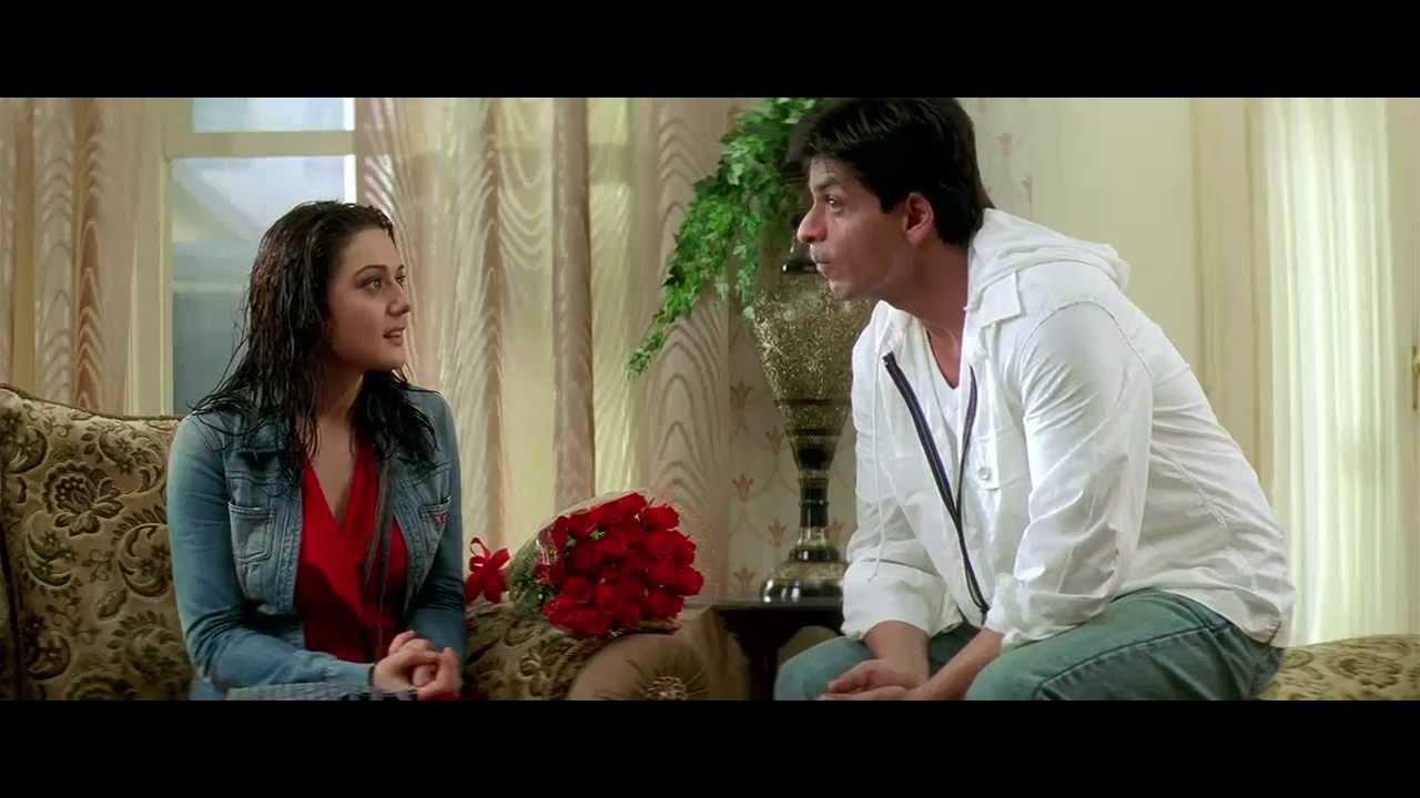 Download Kal Ho Naa Ho - Aman Lies Naina About Marriage Sad Scene - Shahrukh, Saif & Preity - Bluray Quality