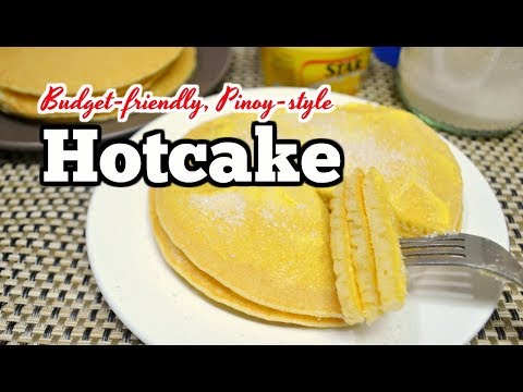 Hotcake Recipe