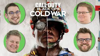 Spaß mit der Call of Duty Black Ops Cold War PC Beta