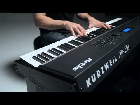 Kurzweil Artis Stage Piano - Featuring Erik James