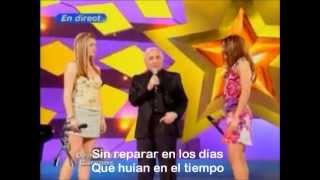 Hier Encore. Ayer Aún. - Charles Aznavour, subtitulado Español