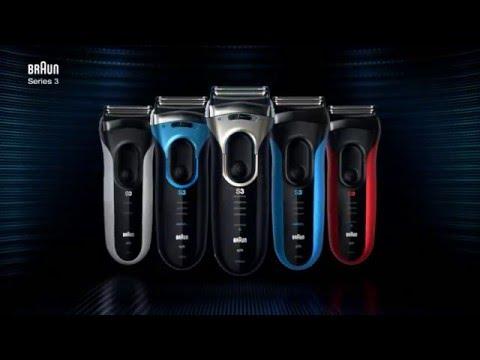 [BRAUN] New Series 3 shaver 15