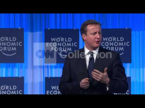 CAMERON:EUROPEAN POLITICAL UNION WOULD BE MISTAKE