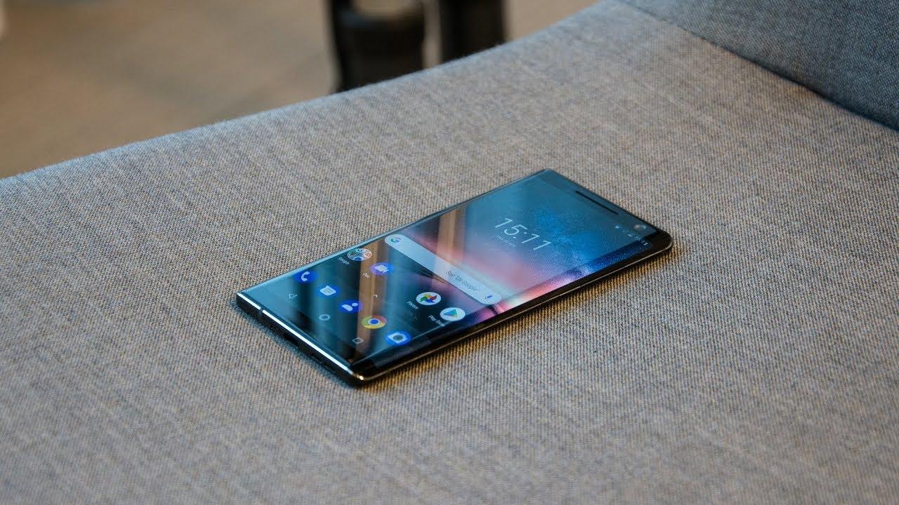Hp Terbaru April 2018 Nokia 8 Sirocco Harga Dan