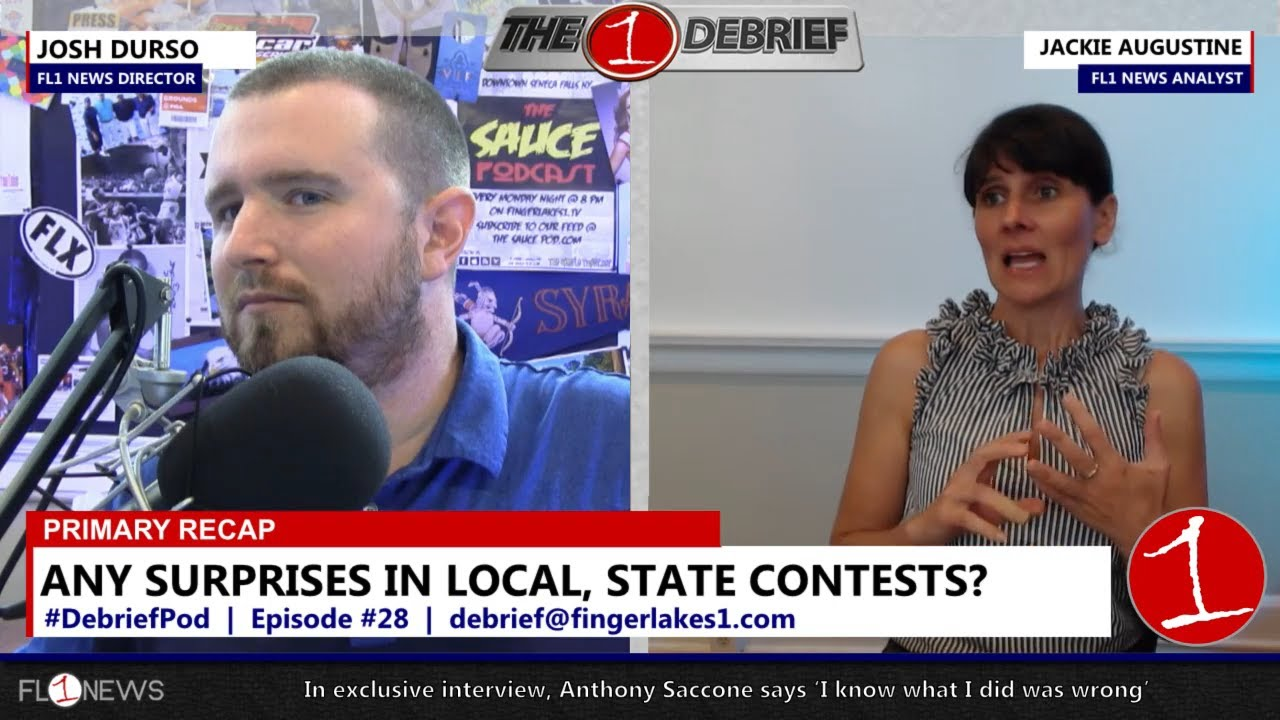 FLX Welcome Center, Plastic Straws, & Racial Bias in Policing .::. The Debrief Podcast 9/18/18