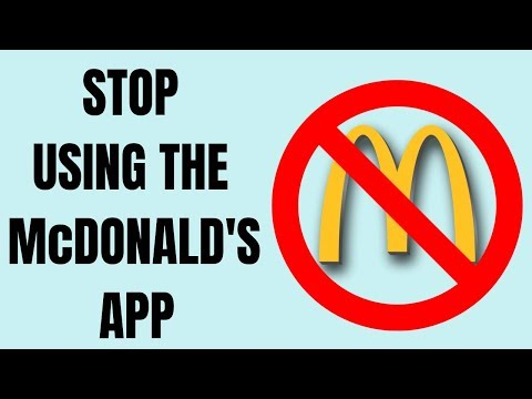 Here's Why You Should Stop Using The McDonald's