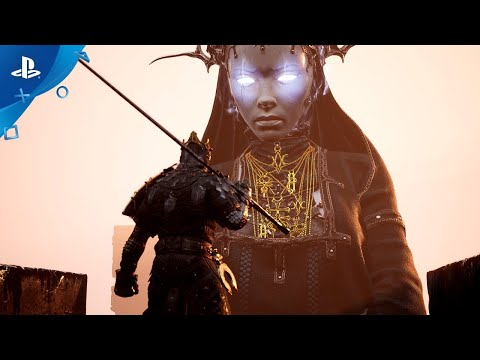 Mortal Shell - Gameplay Trailer | PS4