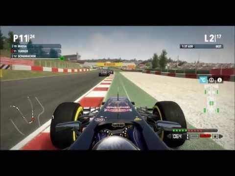 F1 2012 - E05 - Spanish Grand Prix - Bistoha2 and Mowgli