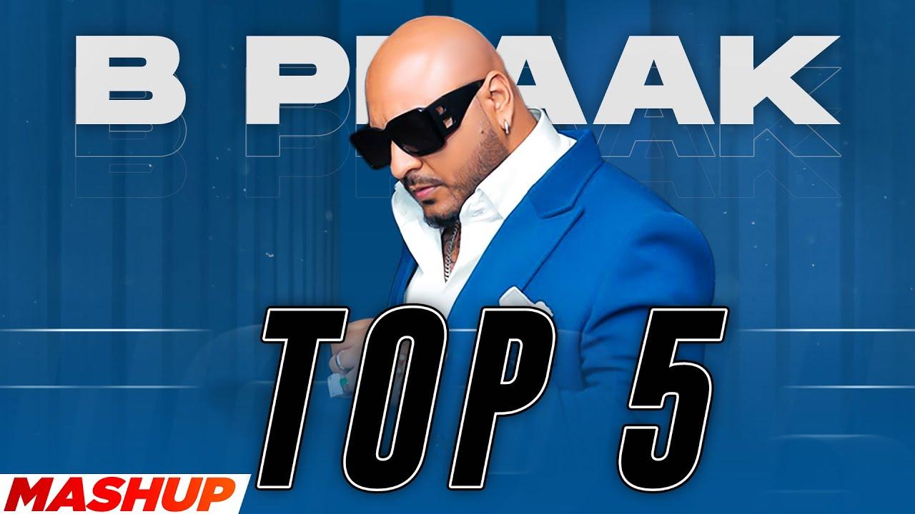 B PRAAK | Top 5Mashup | Jaani | Latest Punjabi Song 2021| Speed Records