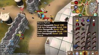 Legacy 614 Rsps - Santa Pking video Part 2/2