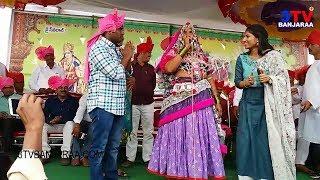 Matakari Mangli Funny Moments & Banjara Dadhi Super Speech !! Dont Miss ! Must Watch !! 3TV BANJARAA