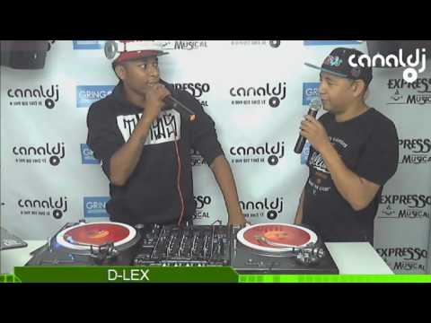 DJ D-Lex - Programa Expresso Musical - 28.03.2017 ( Bloco 2 )