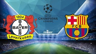 Прогноз на матч Байер 04 1-1 Барселона 09.12.2015 Лига Чемпионов УЕФА. Групповой этап. 6-й тур.