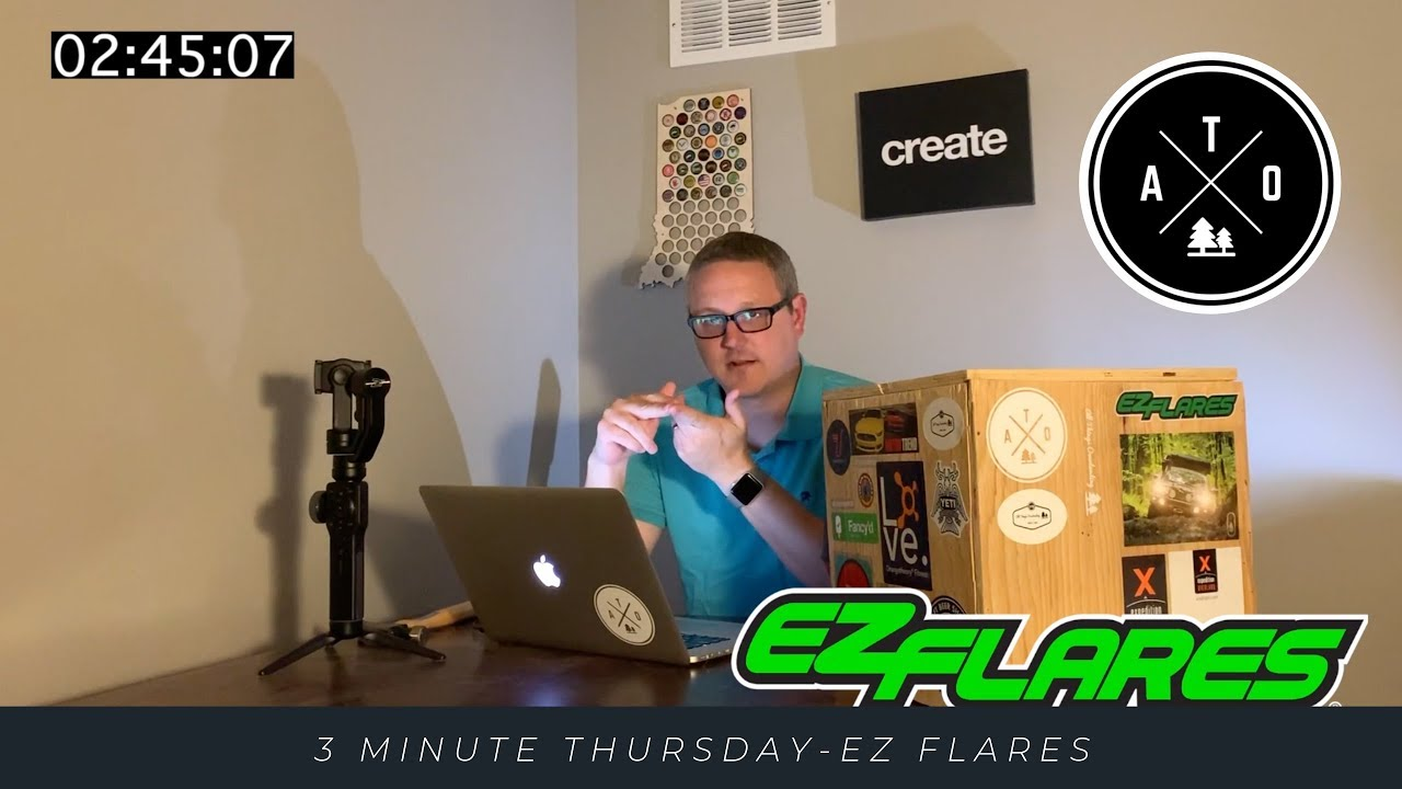 3 Minute Thursday-Gear Review-EZ Flares
