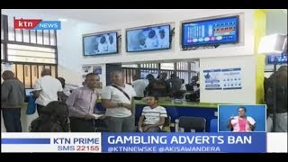 Government bans gambling advertising on social media, outdoor and watershed period