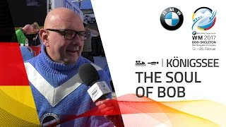 The soul of bob. Interview with Ivo Ferriani | BMW IBSF World Championships 2017